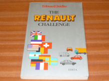 RENAULT CHALLENGE : THE (Seidler 1981)